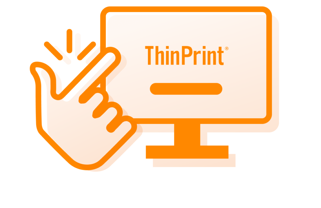A universal installer for all environments makes ThinPrint installation particularly convenient.
