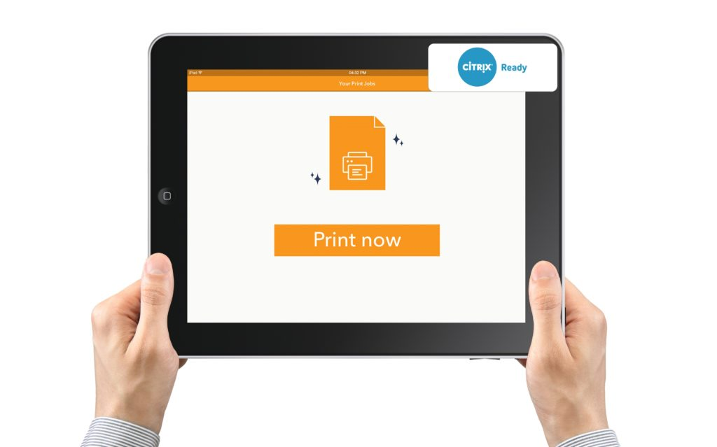 ThinPrint Mobile Print ist Citrix Ready.