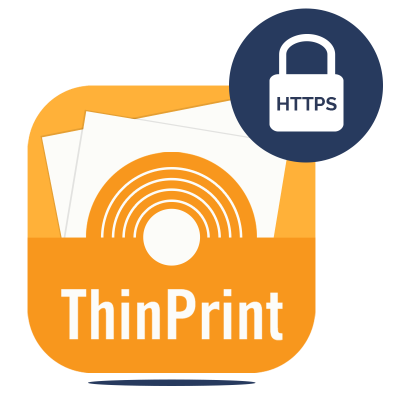 Secure printing from sessions