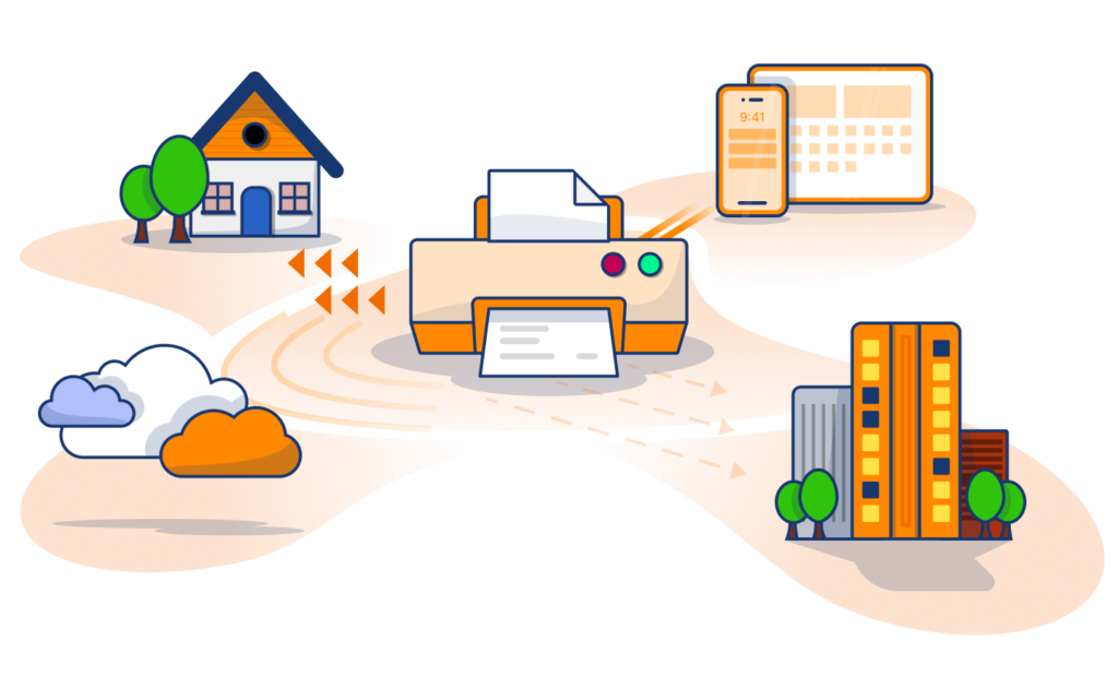 Your print management solution for every use case