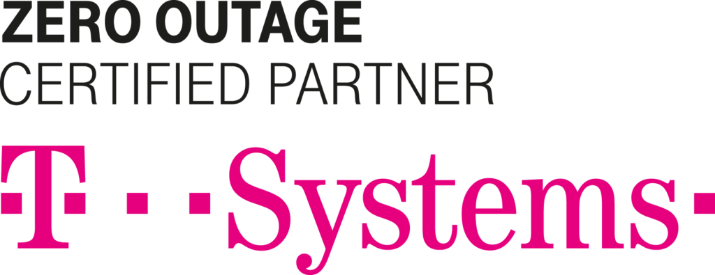 T-Systems Zero Outage Certified Partner